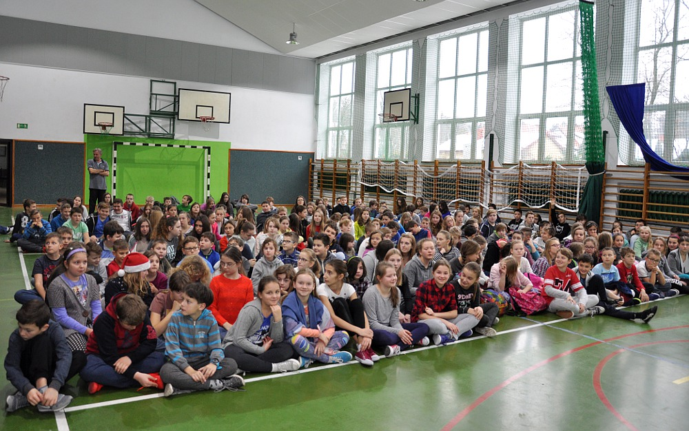 Warsztaty w ZSG w Wiązownie