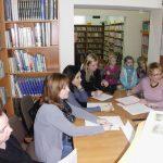 Konkurs Recytatorski W Bibliotece Publicznej W Gliniance