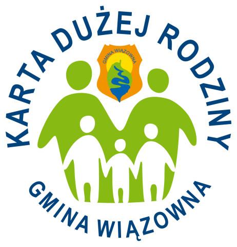 Logo Wiazowska Karta Duzej Rodziny